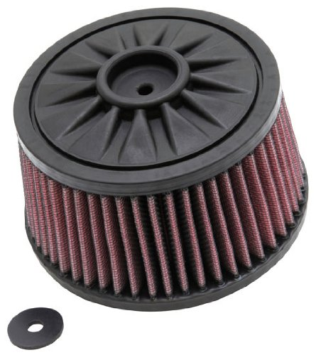 K&N Engineering High Flow Round Air Filter In Cotton Gauze For Yamaha Yz85 Ya8502 408502