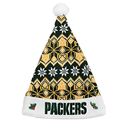 2015 NFL Team Logo Holiday Knit Santa Hat - Pick Team