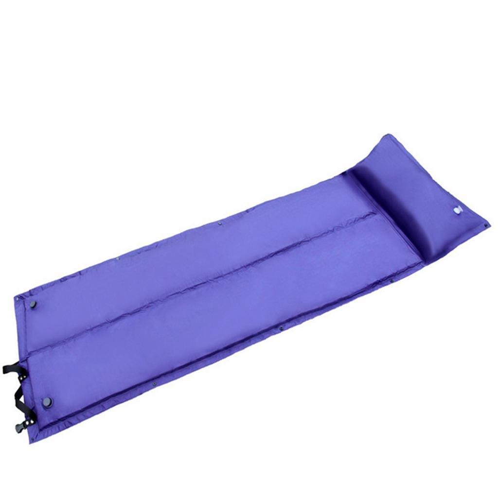 Aufblasbares Bett HETAO Air Bed Outdoor Camping automatisch aufblasbare Pads können Fold Can Splice zwei Personen aufblasbare Pads 180  60  3cm Matratze