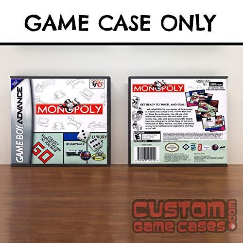 Gameboy Advance Monopoly - Case (Monopoly Game Boy)