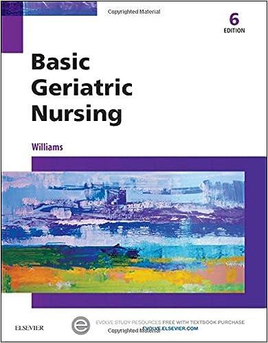 Basic geriatric nursing 9780323187749 medicine health science basic geriatric nursing 6th edition fandeluxe Choice Image