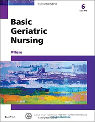basic geriatric nursing 9780323187749 medicine health science rh amazon com basic geriatric nursing 6th edition study guide Spanish Grammar Guide