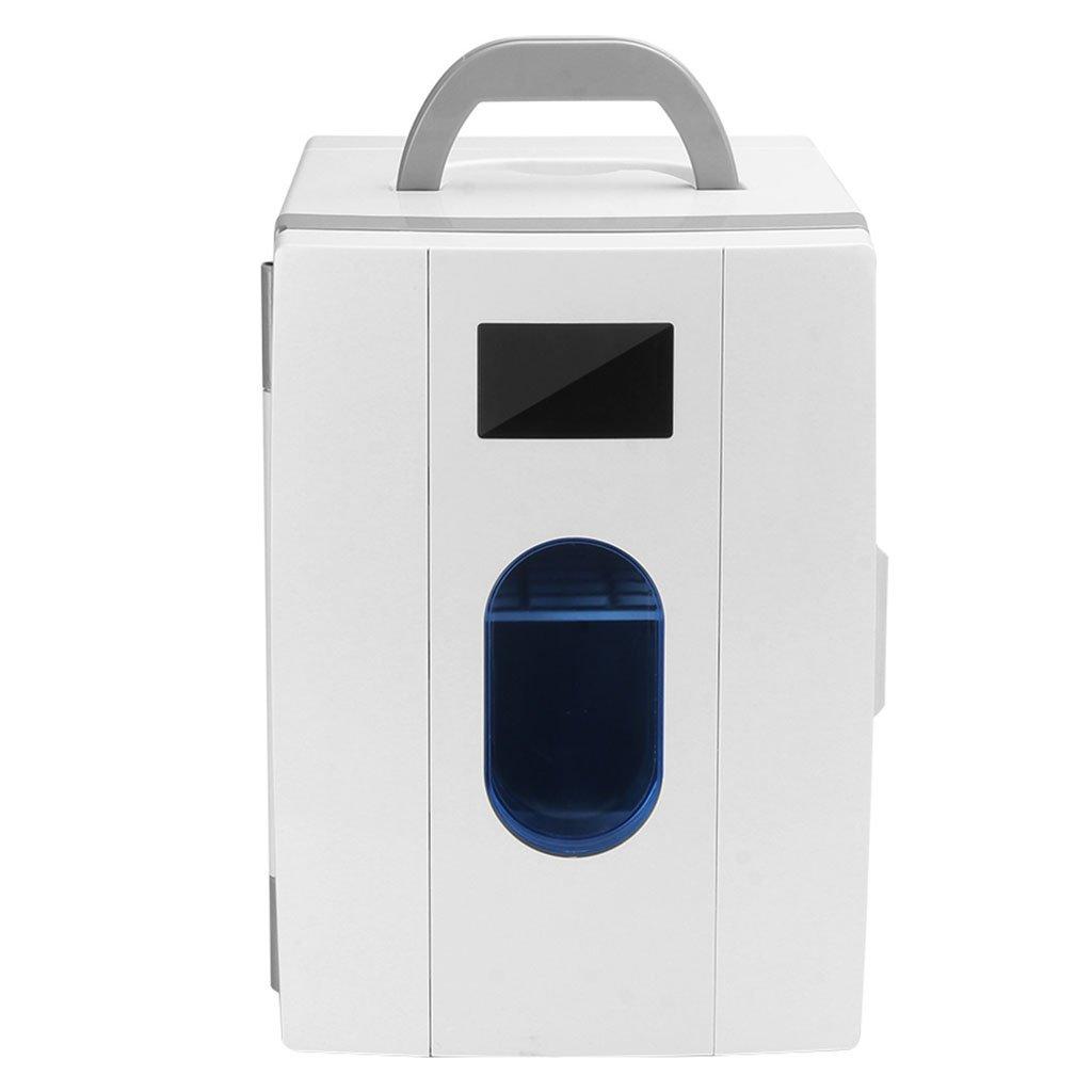 Jh Refrigerador del Coche Mini Nevera Hogar Calentador del ...