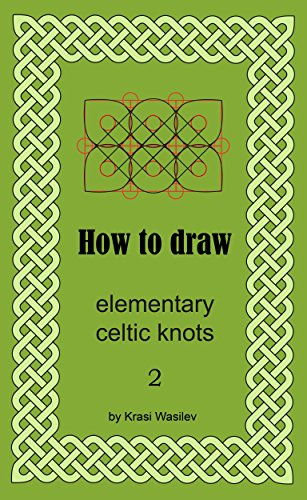 How To Draw Elementary Celtic Knots 2 Mind development drawing with Krasi Wasilev