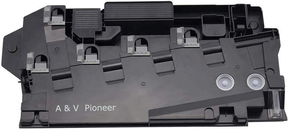 A&V Pioneer Waste Toner Cartridge Compatible Dell S2825 Dell S2825cdn Dell H625 Dell H625cdw Dell H825 Dell H825cdw Dell 8P3T1 Printers