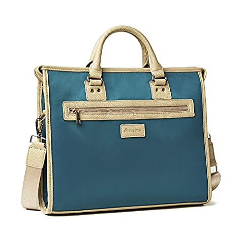 Laptop Bag Women Handbag Briefcase - Business Travel for Work Luggage Fits 13 to 14 Inch Laptop