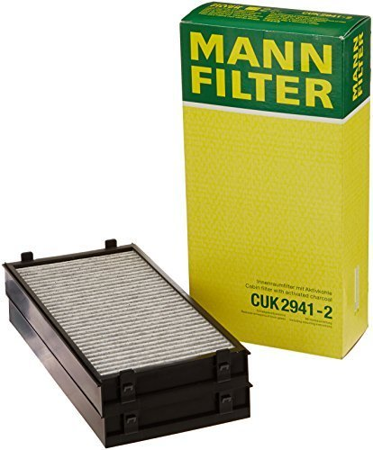 Mann Filter CUK 2941-2 Cabin Air Filter by Mann Filter