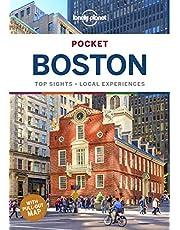 Lonely Planet Pocket Boston 4 4th Ed.