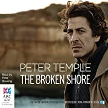 The Broken Shore Audiobook by Peter Temple Narrated by Peter Hosking