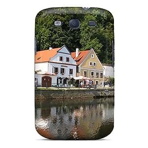 New Design Shatterproof Vtu826BjaD Case For Galaxy S3 (czech Living)