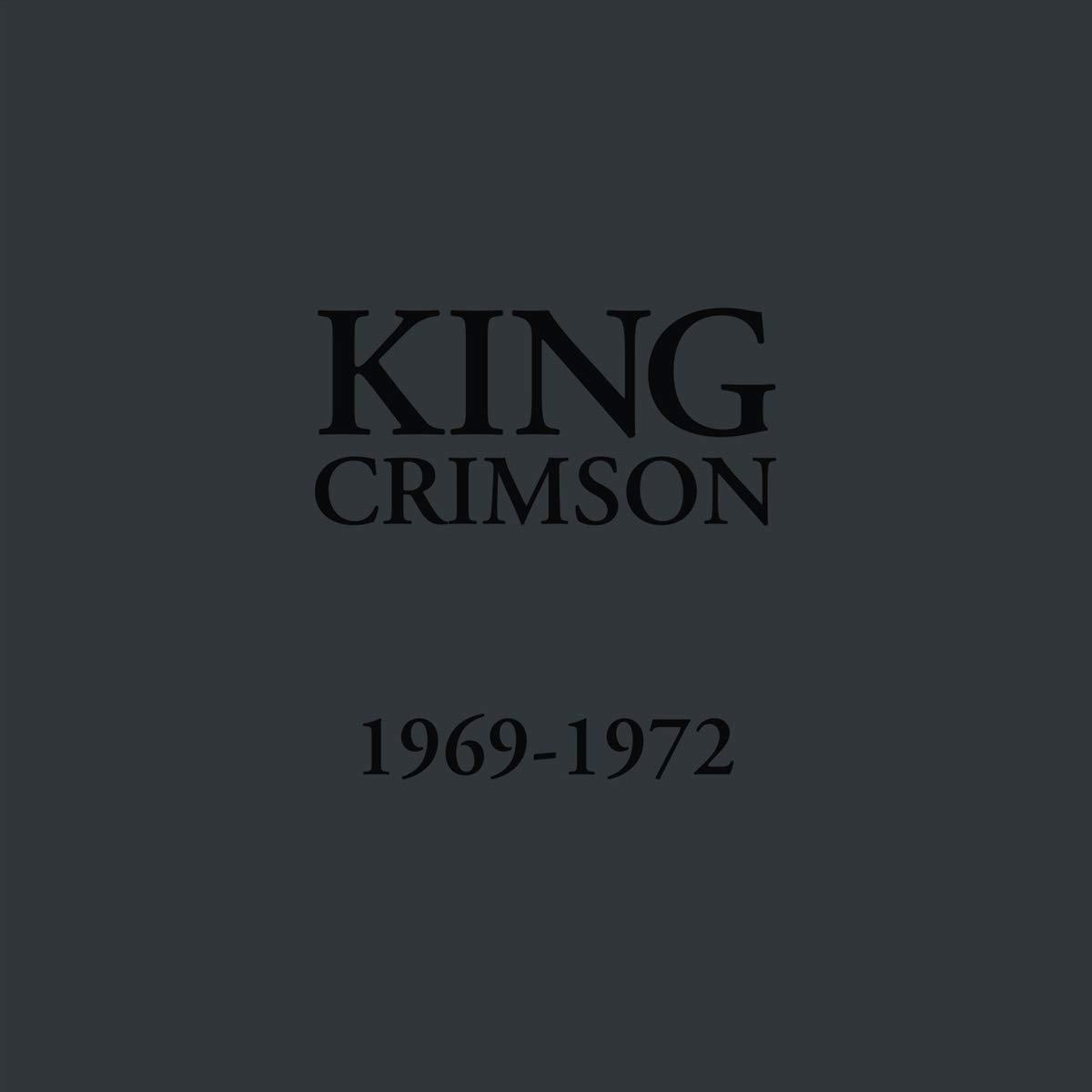 Vinilo : King Crimson - 1972 - 1974 (Limited Edition, 200 Gram Vinyl, Boxed Set, United Kingdom - Import, Oversize Item Split)