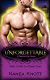 Unforgettable: A Paranormal Erotic Romance (Sex Demon Series #2)