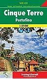 Cinque Terre - Portofino f&b (+r) gps: Walking Map