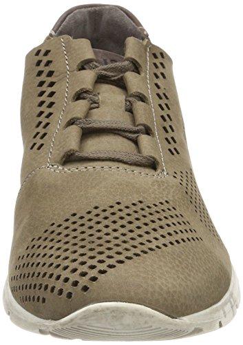 Sneaker Taupe 33 Josef Seibel 250 Tom Uomo Marrone RxYFntFqOf