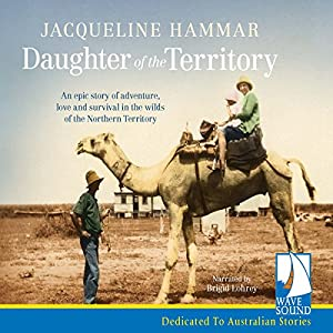 Daughter of the Territory Audiobook