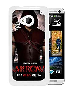 Arrow (2) Durable High Quality HTC ONE M7 Phone Case