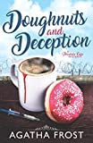 img - for Doughnuts and Deception (Peridale Cafe Cozy Mystery) book / textbook / text book