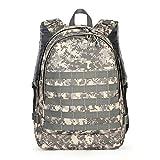 Westcoast Life PUBG Level 3 Backpack,WINNER WINNER CHICKEN DINNER Attack Backpack,Fortnite Equipment Backpack (Storm)