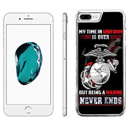 471c63d596 iPhone 7 Plus Flexible Case US Army Crystal Anti-Scratch iPhone 7 Plus Case  Veteran