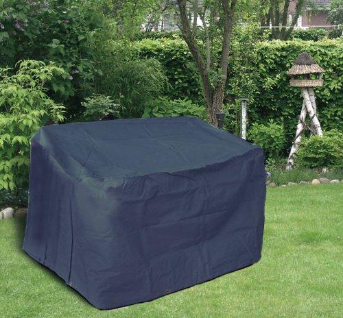 Wetterschutzhülle Schutzhaube Schutzhülle für Gartenbänke grün ca. 160cm MKL