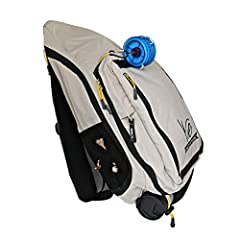 The Seeker Series Fly Fishing Sling Packs and Vests by K&E Outfitters are a step above. DESIGNED FOR THE ANGLER: The right shoulder sling design keeps the pack out of the way of the cast yet stays put when fighting and handling fish. When...
