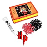 Harry Potter Cakes - Do-It-Yourself Decorating Package 6 - 4 Pieces Total