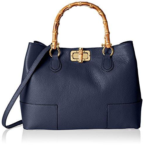 sac à dal Blu Bleu Contessa Ginevra pozzo Bambu main xRXnzIq