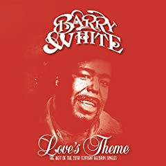 Barry White It's Ecstasy When You Lay Down Next To Me - Single Version cover