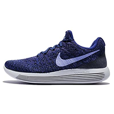 Nike Womens Lunarepic Low Flyknit 2 Running Trainers 863780 Sneakers Shoes (UK 4.5 US 7 EU 38, Dark Raisin Light Thistle 501)