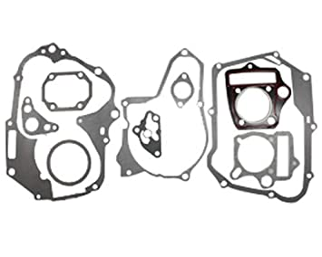 amazon mx m cylinder gasket set for chinese 110cc horizontal Full Suspension Go Kart Jump mx m cylinder gasket set for chinese 110cc horizontal engine atv dirt bike go kart