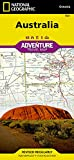 Australia (National Geographic Adventure Map)