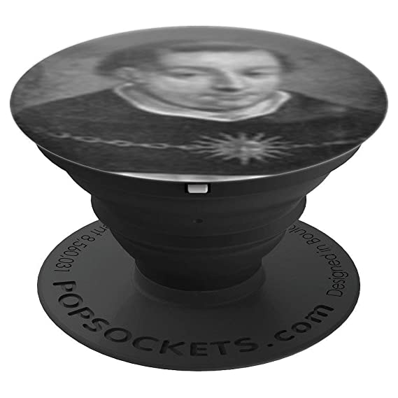 Amazon.com: Spiritual Religious Catholic St Thomas Aquinas Gift - PopSockets Grip and Stand for Phones and Tablets: Cell Phones & Accessories