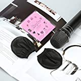 120PCS (60 Pairs) Disposable Microphone Covers Caps