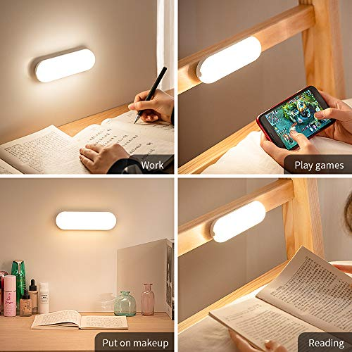 LED Closet Light,Under Cabinet LightCloset Lights Battery Operated, Wireless and Rechargeable for Stairs, Wardrobe, Hallway