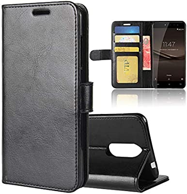 Amazon.com: Cubot Note Plus Case,Manyip PU Leather Stand ...