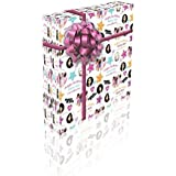 Little Mix Personalised Birthday Gift Wrap With 2 Tags - ADD A NAME!