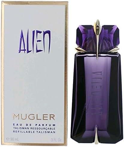 Terry Mugler Alien The Refillable Stones Eau De Parfum Spray, 3.0 Ounce