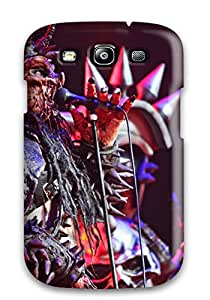 Anti-scratch And Shatterproof Gwar Phone Case For Galaxy S3/ High Quality Tpu Case
