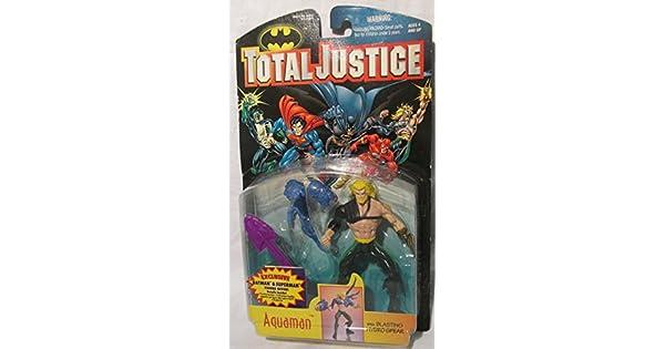 Amazon.com: Total Liga de la justicia Batman: Aquaman figura ...