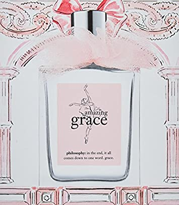 Philosophy Amazing Grace 2.0 oz Eau de Toilette Spray Nutcracker Edition