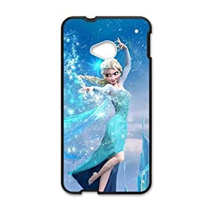 Charming Frozen beautiful scenery Frozen Cell Phone Case for HTC One M7