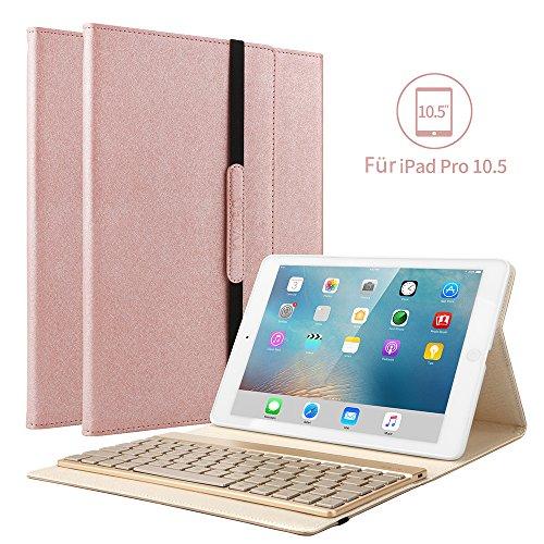 IPad Pro 10.5 Tastatur Hülle, Kvago IPad 10.5 Case: Amazon.de ...