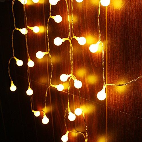 100 Led Globe Christmas Lights - 9