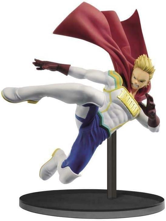 Lemillion Amazing Heroes Vol 8 15cm Figurine My Hero Academia Banpresto 4983164162127