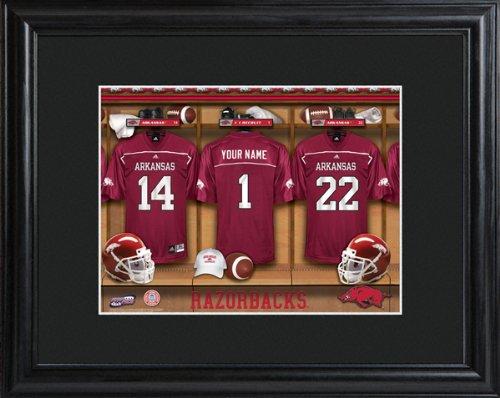 Arkansas Razorbacks Locker Room - 9
