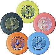 Gateway Wizard Disc Golf Putter Approach Disc - 5 Pack