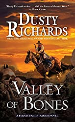 Valley of Bones (A Byrnes Family Ranch Novel)