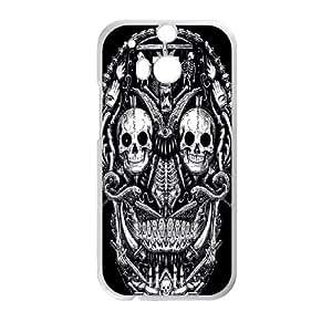 HTC One M8 Phone Case Skull SA84235