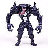marvel action figures carnage - Revoltech Series NO.002 Spiderman NO.003 Venom PVC Action Figure Collectible Model Toy