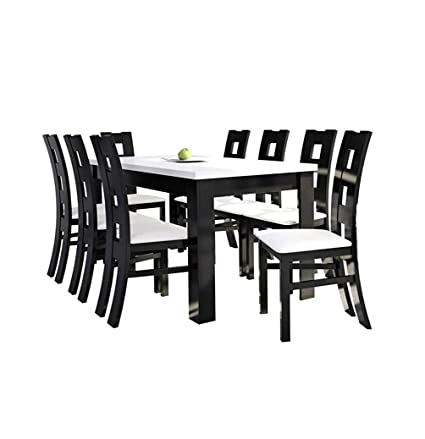 Fine Jagpol Modern Kitchen Table Wooden Set Of 8 Chairs Table Andrewgaddart Wooden Chair Designs For Living Room Andrewgaddartcom
